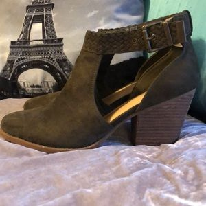 🎁3/$18🎁 Worn once Cato Boots